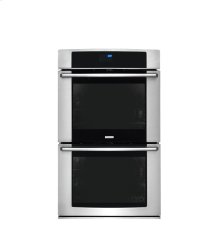 27'' Electric Double Wall Oven with Wave-Touch® Controls