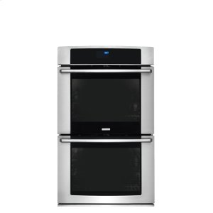 ELECTROLUX27'' Electric Double Wall Oven with Wave-Touch(R) Controls