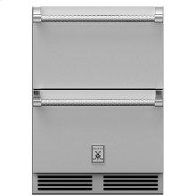 "24"" Hestan Outdoor Refrigerator Drawers - GRR Series"