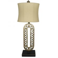 Portable Lamps Collection 32.25-Inch Table Lamp