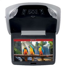 """10.1"""" Hi-Def digital LED back-lit monitor with built-in DVD player and HDMI/MHL Inputs"""