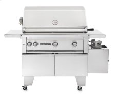 """36"""" ADA with Rotisserie Grill LP"""