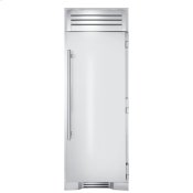 30 Inch Solid Stainless Door Right Hinge Refrigerator Column