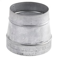 """Transition Reducer from 8"""" to 7"""" for use with Range Hoods"""