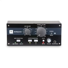 JBL M-Patch 2 Passive Stereo Controller and Switch Box