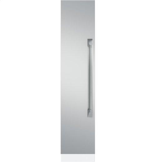 "18"" Fully Integrated Freezer- Pro Stainless Steel Door Panel Kit"