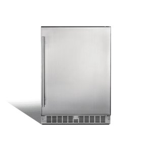 "SilhouetteNiagara 24"" INTEGRATED ALL REFRIGERATOR."