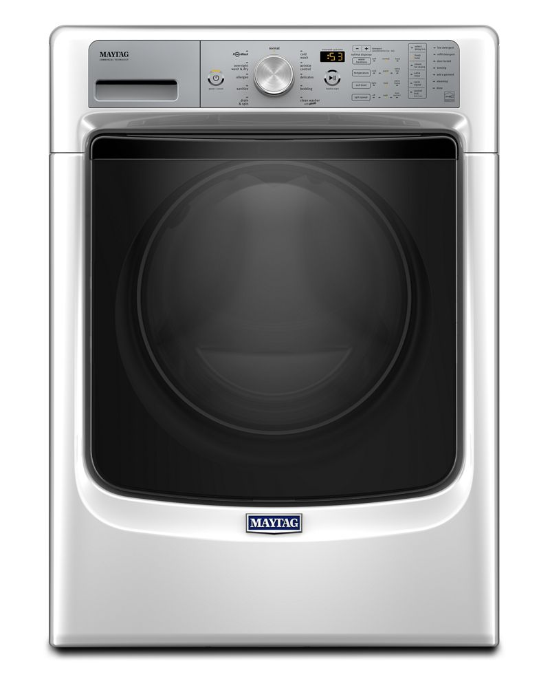 Mhw8200fw Maytag Heritage Front Load Washer With Optimal