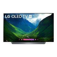 """C8AUA 4K HDR Smart OLED TV w/ AI ThinQ® - 65"""" Class (64.5"""" Diag)"""