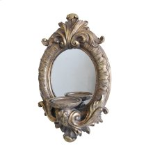 Baroque Gold Wall Sconce