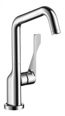Chrome Single lever kitchen mixer 260 1.5 GPM Product Image