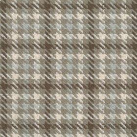 Baker Street Blue Fabric