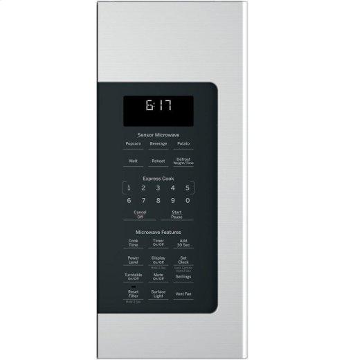 SCRATCH & DENT- GE® 1.7 Cu. Ft. Over-the-Range Sensor Microwave Oven