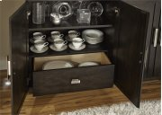 Bunching 1 Drawer Curio Product Image