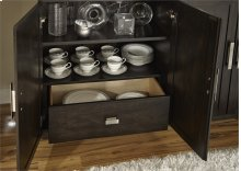 Bunching 1 Drawer Curio