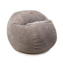 Queen Chair - Terry Corduroy - Grey