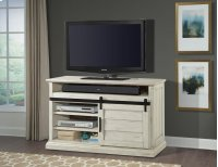 """55"""" TV Console With Sliding Doors Product Image"""