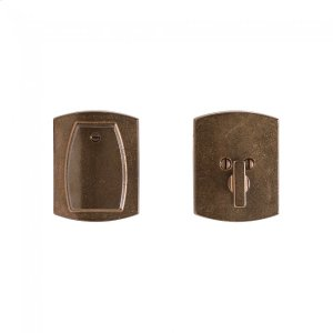 Convex Dead Bolt - DB30590 Silicon Bronze Brushed Product Image