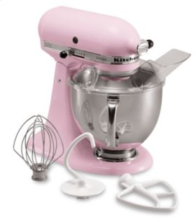Artisan® Series 5 Quart Tilt-Head Stand Mixer - Pink