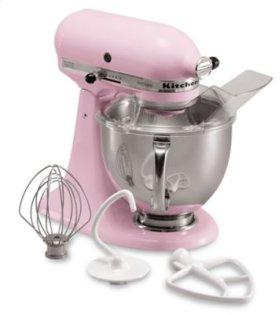 Artisan® Series 5 Quart Tilt-Head Stand Mixer - Pink