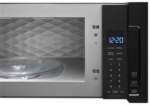 1.1 cu. ft. Low Profile Microwave Hood Combination