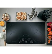 "GE® 36"" Built-In Electric Cooktop"