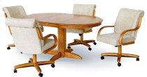 Table Base: Pedestal (medium) Product Image