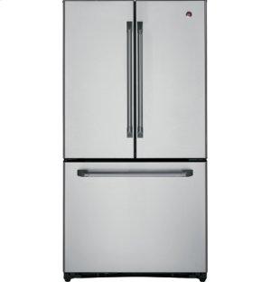 Used GE Cafe 20.9 cu.ft. Bottom-Mount, Counter Depth French Door Refrigerator
