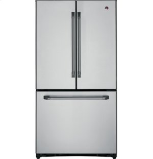 Used GE Cafe 20.9 cu.ft. Bottom-Mount, Counter Depth French Door Refrigerator