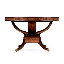 Biedermeier Style Mahogany Centre Table