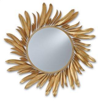 Folium Mirror - 31h x 31w x 1.25d