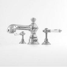 1800 Series Roman Tub Set with Waldorf Handle (available as trim only)