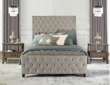 Savannah Queen Bed - Orly Natural