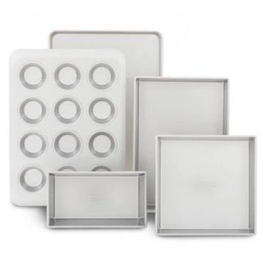 Nonstick 5-piece Bakeware Set - Other