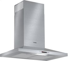 """300 Series HCP30E51UC 30"""" Pyramid Canopy Chimney Hood Energy Star Series - Stainless Steel"""