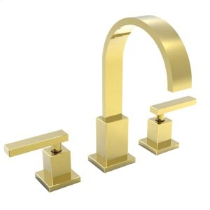 Forever-Brass-PVD Widespread Lavatory Faucet Product Image