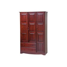 Grand Wardrobe, Mahogany