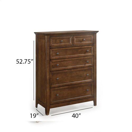 Bedroom - San Mateo 6 Drawer Chest