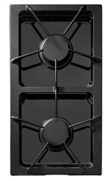 Jenn-Air® Gas Two-Burner Module (10k burners) - Black