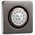 Additional Extender Square Body Spray - Polished Nickel