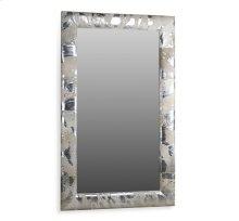 Aldo Metallic Hide Mirror