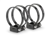 VeX Enclosed Speaker System Swivel Mount Fixture for pipe diameter of 3.000 in (76.2 mm)