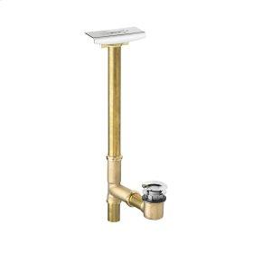 Deep Soak Max Drain - Polished Brass PVD