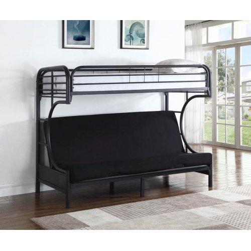 Atticus Contemporary Black Bunk Bed