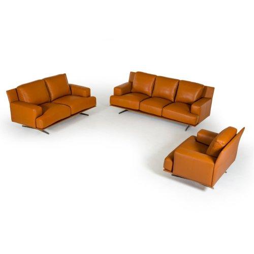 La Desire Salotti.Vgntfosterbrn In By Vig Furniture In Sulphur La Estro