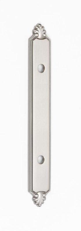 Bella Backplate A1458-35 - Satin Nickel