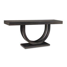 Contempo Pedestal Sofa Table