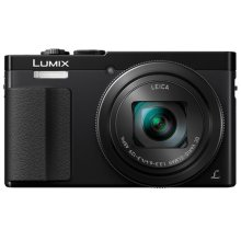LUMIX 30X Travel Zoom Camera with Eye Viewfinder DMC-ZS50K
