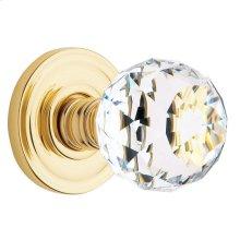 Polished Brass 5009 Estate Knob
