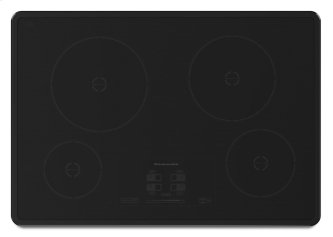 30-Inch 4-Element Induction Cooktop, Architect(R) Series II - Black